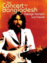 Cover George Harrison & Friends - The Concert For Bangladesh [DVD]